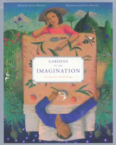Gardens of the Imagination: A Literary Anthology cover