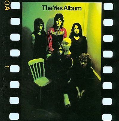 Yes Album, The (Expanded & Remastered) cover