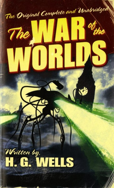 The War of the Worlds (Tor Classics) cover