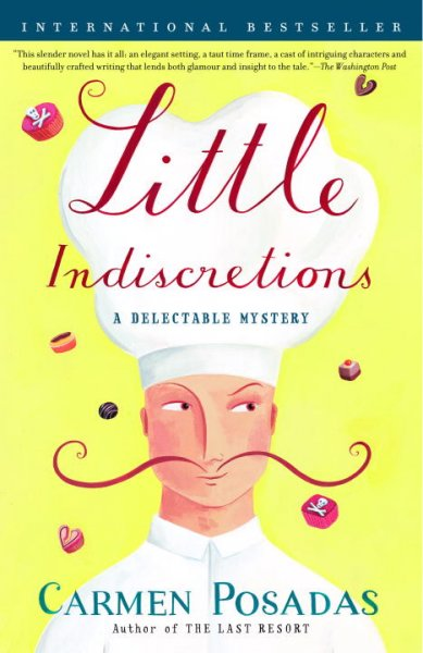 Little Indiscretions: A Delectable Mystery cover