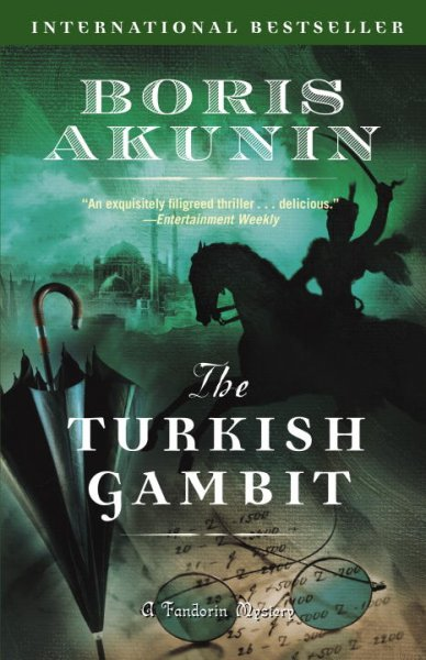 The Turkish Gambit (Erast Fandorin) cover