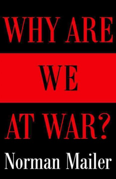 Why Are We at War? cover