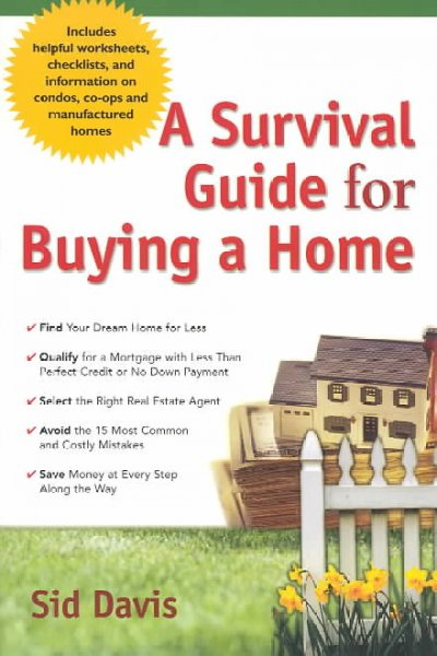 A Survival Guide for Buying a Home cover