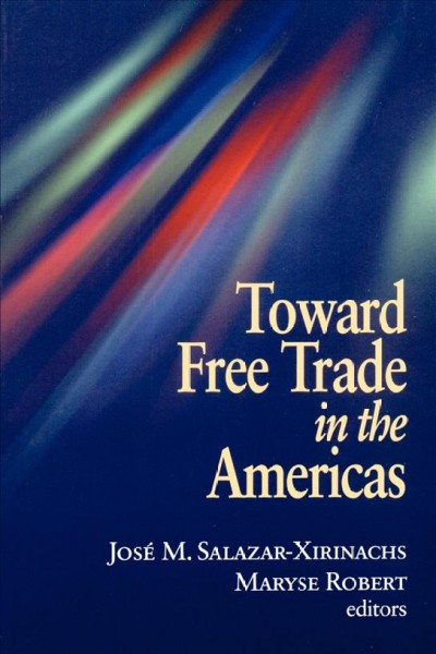 Toward Free Trade in the Americas cover
