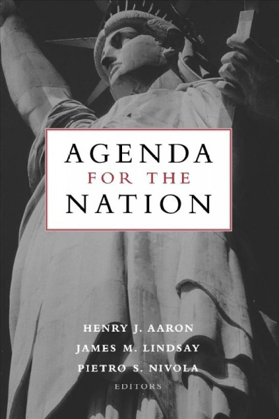 Agenda for the Nation