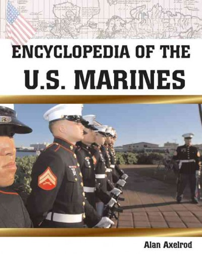 Encyclopedia of the U. S. Marines cover