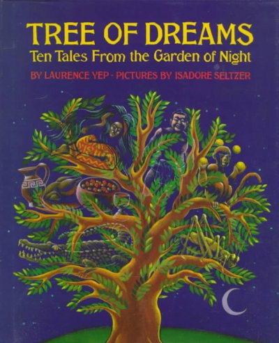 Tree of Dreams: Ten Tales from the Garden of Night cover