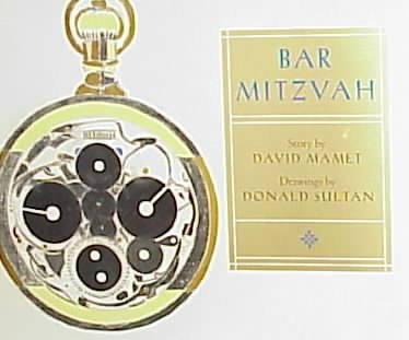 Bar Mitzvah cover
