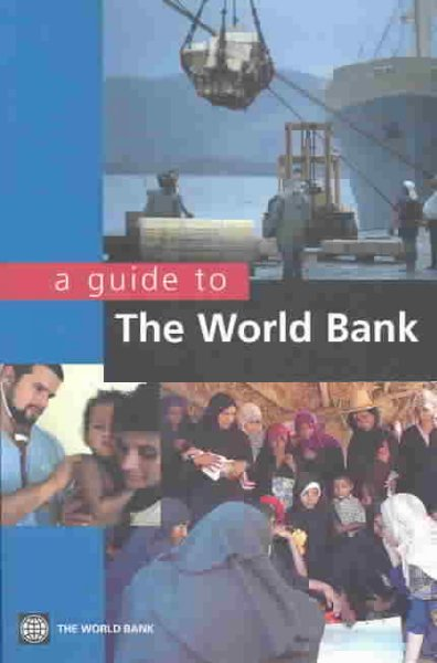 A Guide to the World Bank cover