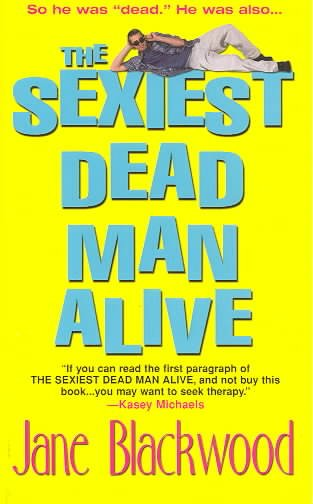 The Sexiest Dead Man Alive cover