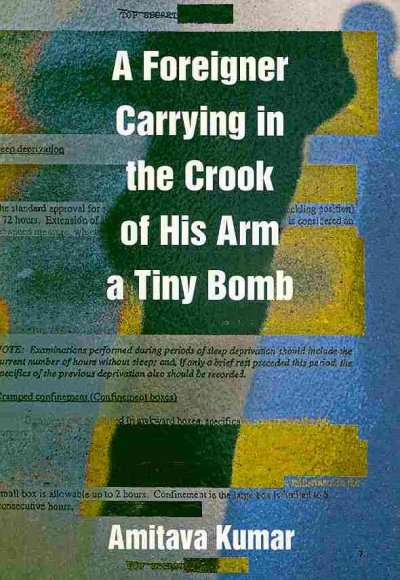 A Foreigner Carrying in the Crook of His Arm a Tiny Bomb cover