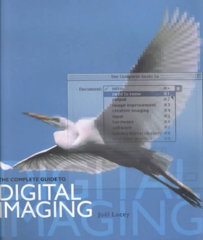The Complete Guide to Digital Imaging cover