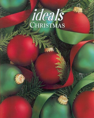 Ideals Christmas cover
