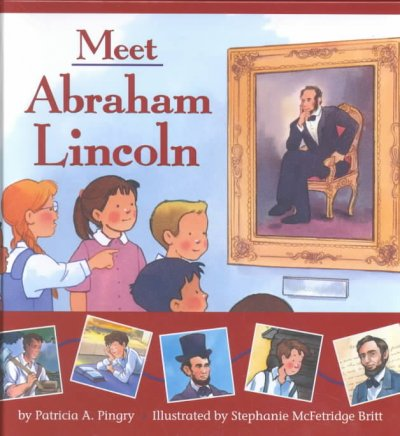 Meet Abraham Lincoln cover