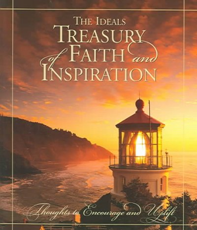 The Ideals Treasury of Faith and Inspiration cover