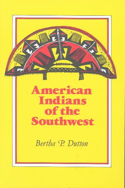 American Indians of the Southwest cover