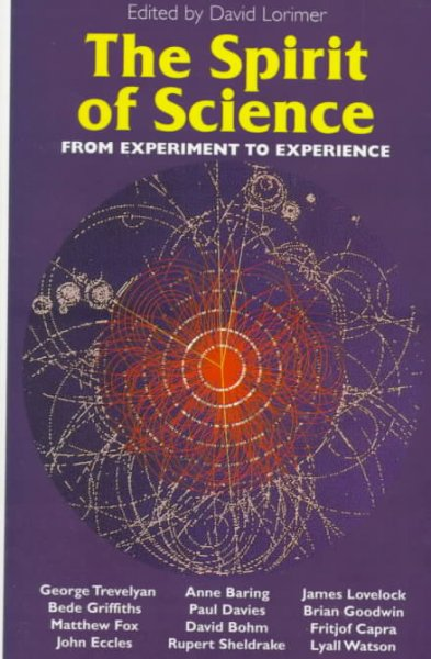 The Spirit of Science: From Experiment to Experience cover