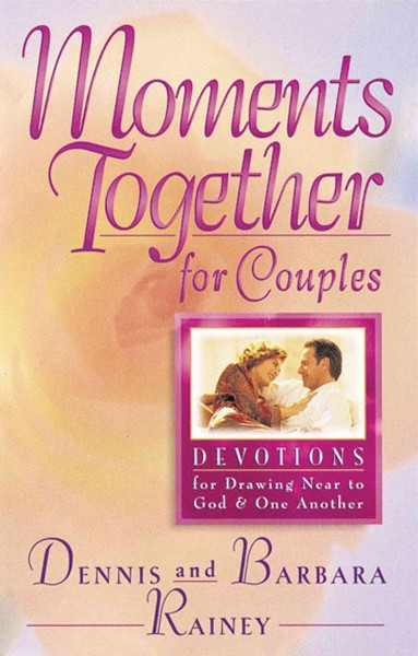 Moments Together For Couples: Devotions for Drawing Near to God and One Another cover