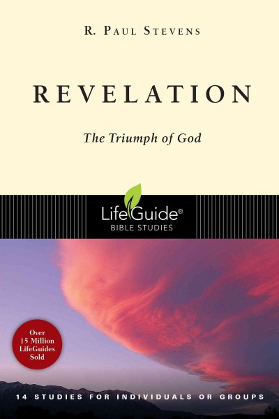 Revelation: The Triumph of God (Lifeguide Bible Studies) cover