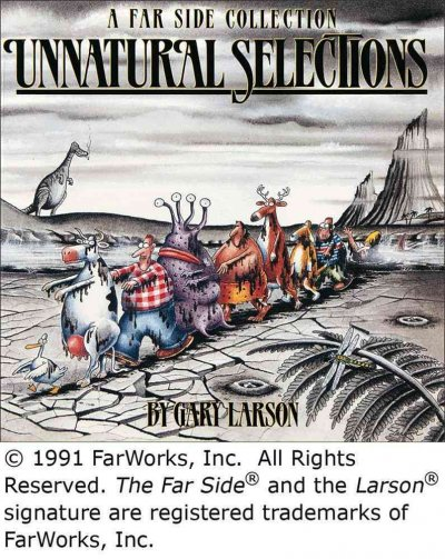 Unnatural Selections cover