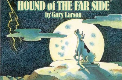 Hound of The Far Side (Volume 9) cover