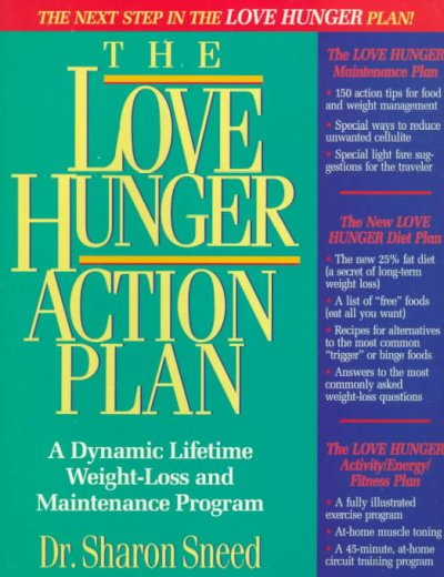 The Love Hunger Action Plan (Minirth-Meier Clinic series) cover