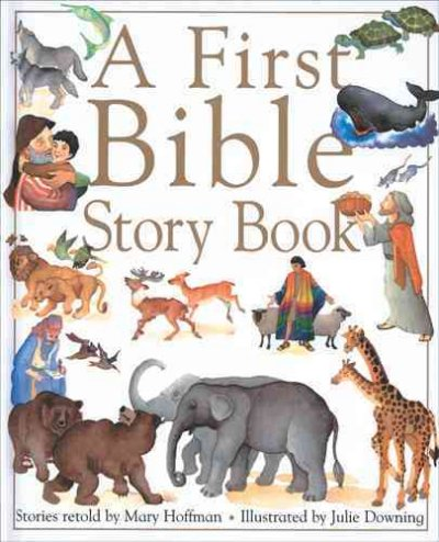 A First Bible Story Book cover