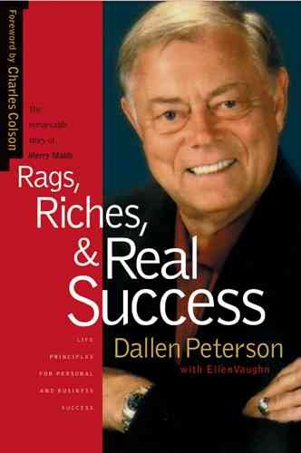Rags, Riches, and Real Success cover