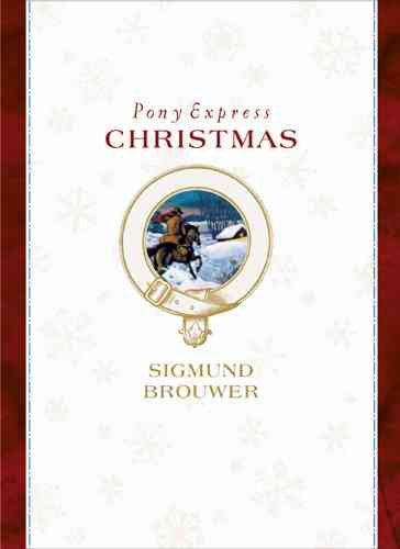 Pony Express Christmas cover
