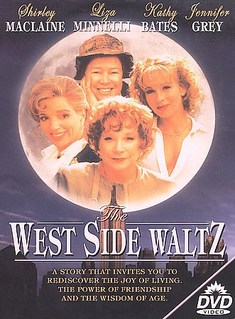 The West Side Waltz cover