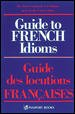 Guide to French Idioms cover