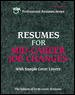 Resumes for Mid-Career Job Changes cover