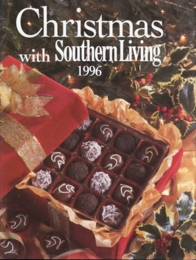 Christmas With Southern Living 1996 cover