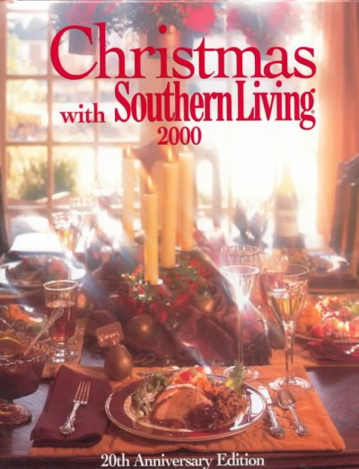 Christmas With Southern Living 2000 cover
