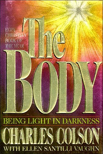 The Body: Being Light in Darkness cover