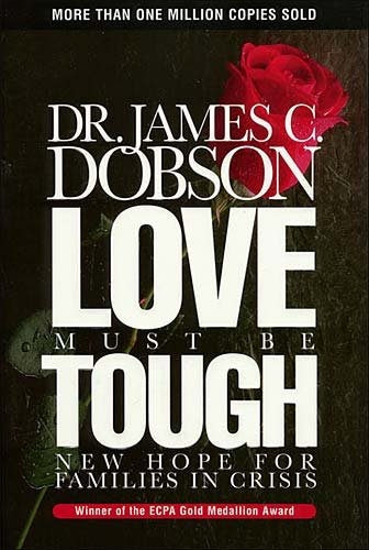 Love Must Be Tough cover
