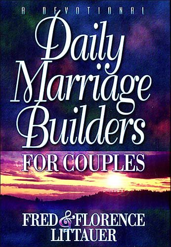 Daily Marriage Builders for Couples cover