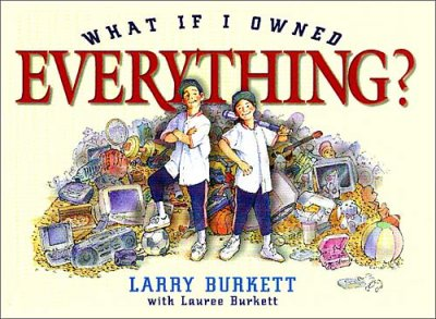 What If I Owned Everything? cover