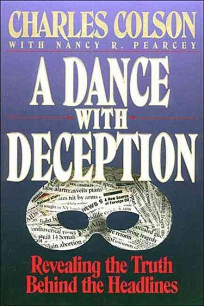 A Dance with Deception cover