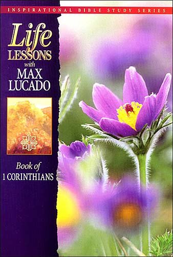 Book Of 1 Corinthians (Life Lessons with Max Lucado) cover