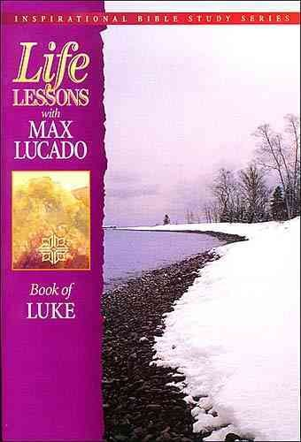 Life Lessons: Book of Luke cover
