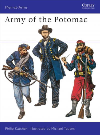 Army of the Potomac (Men-at-Arms) cover
