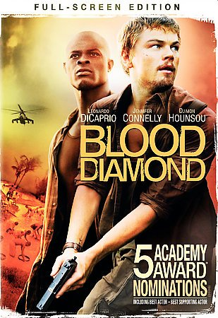 Blood Diamond (Full Screen Edition) cover