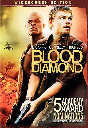 Blood Diamond (Widescreen Edition) cover