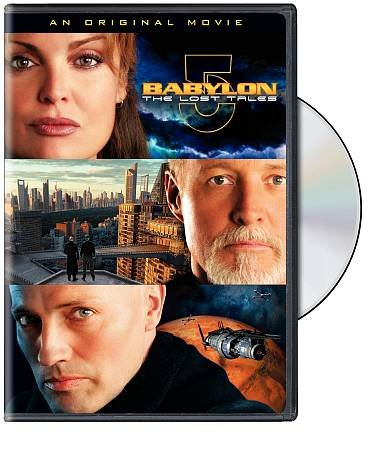 Babylon 5: The Lost Tales cover