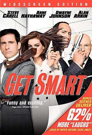 Get Smart (Single-Disc Widescreen Edition) cover