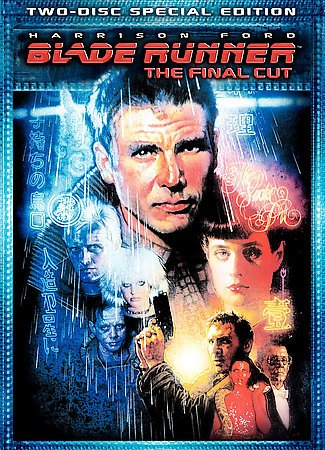 Blade Runner (The Final Cut) (Two-Disc Special Edition) cover
