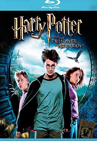 Harry Potter and the Prisoner of Azkaban [Blu-ray] cover