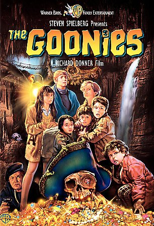 Goonies, The (WBFE) (DVD) cover