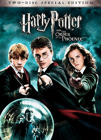 Harry Potter and the Order of the Phoenix (Two-Disc Special Edition) cover